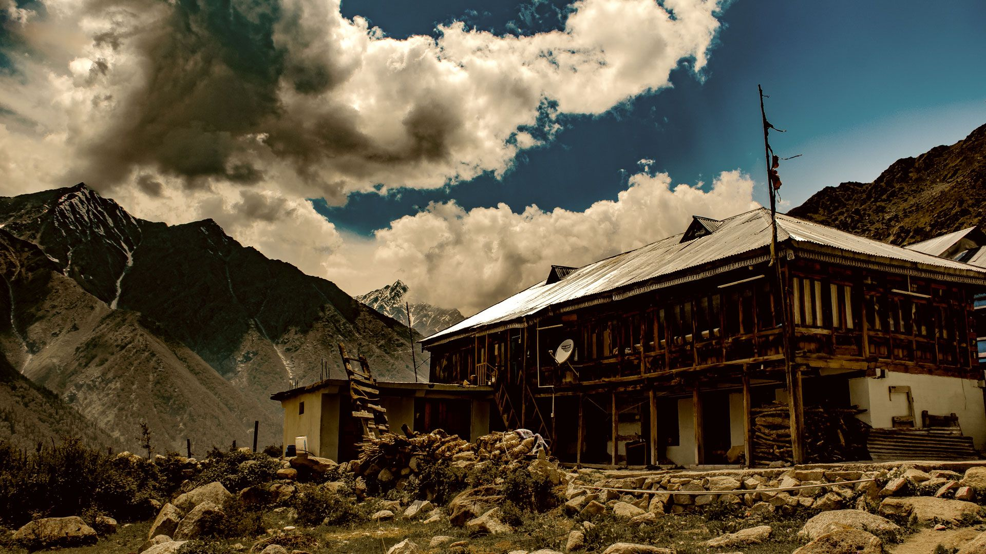 Welcome to Chitkul
