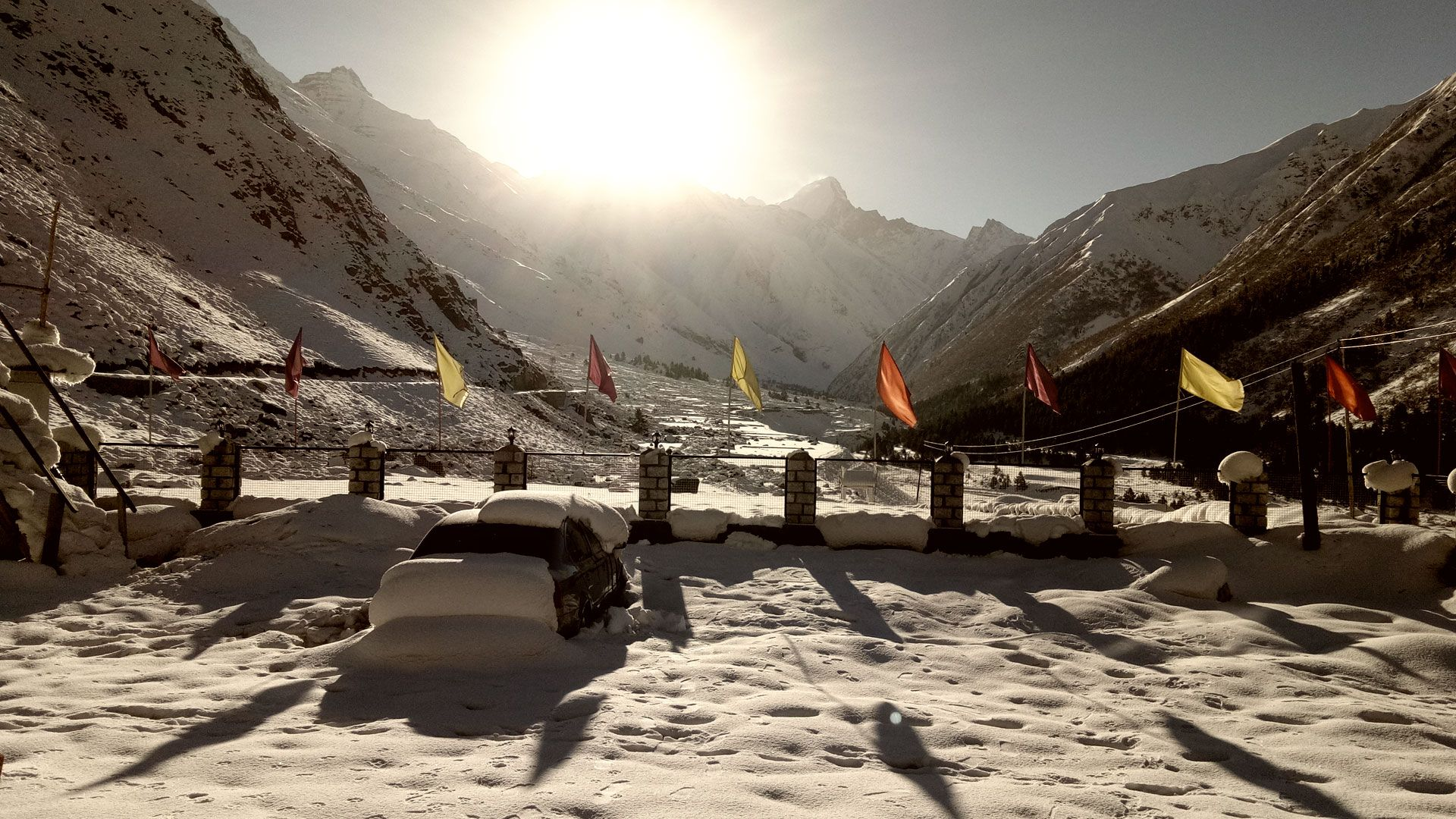 Chitkul - The diadem of Himachal